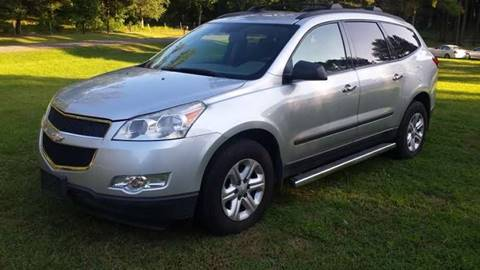 2012 Chevrolet Traverse for sale in Nauvoo, AL