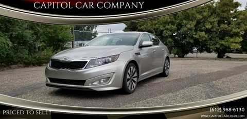 Cars For Sale in Burnsville, MN - CAPITOL CAR COMPANY