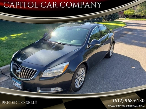 2013 Buick Regal for sale in Burnsville, MN