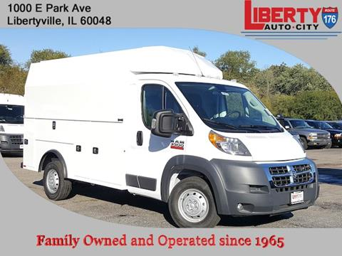 2018 RAM ProMaster Cutaway Chassis for sale in Libertyville, IL