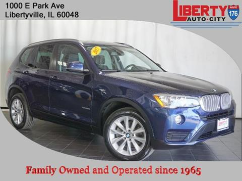 2017 BMW X3 for sale in Libertyville, IL