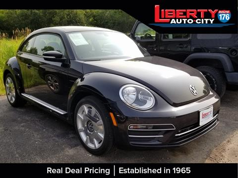 2017 Volkswagen Beetle for sale in Libertyville, IL