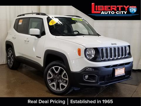2018 Jeep Renegade for sale in Libertyville, IL