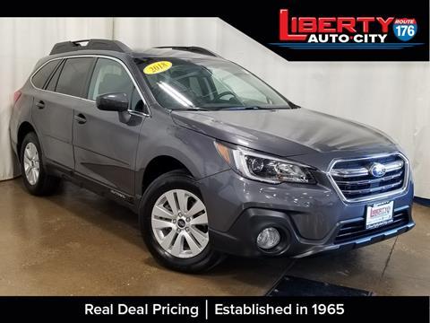 2018 Subaru Outback for sale in Libertyville, IL