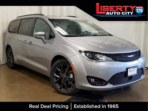 2020 Chrysler Pacifica for sale in Libertyville, IL