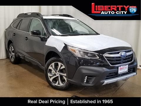 2020 Subaru Outback for sale in Libertyville, IL