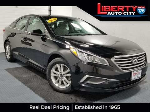 2016 Hyundai Sonata for sale in Libertyville, IL