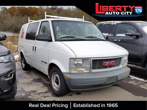 2000 GMC Safari Cargo for sale in Libertyville, IL