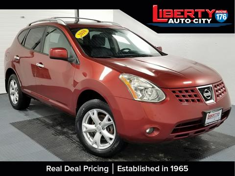 2010 Nissan Rogue for sale in Libertyville, IL
