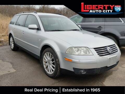 2001 Volkswagen Passat GLS 1.8T for sale at Liberty Auto City in Libertyville IL