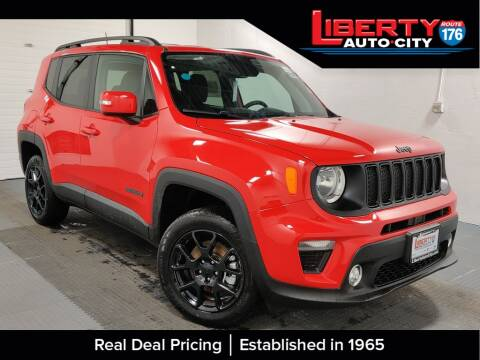 2020 Jeep Renegade Altitude for sale at Liberty Auto City in Libertyville IL
