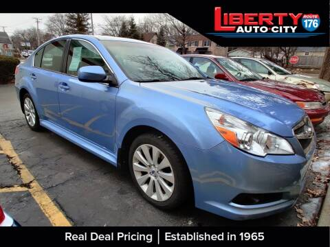 2012 Subaru Legacy 2.5i Limited for sale at Liberty Auto City in Libertyville IL