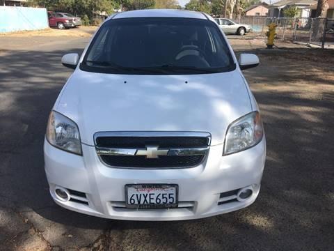 2010 Chevrolet Aveo for sale in Sacramento, CA