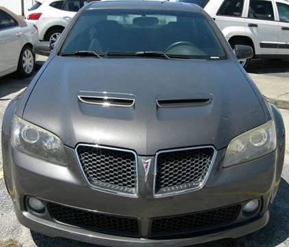 2009 Pontiac G8 for sale in Panama City, FL