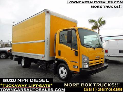 2013 Isuzu NPR for sale in West Palm Beach, FL