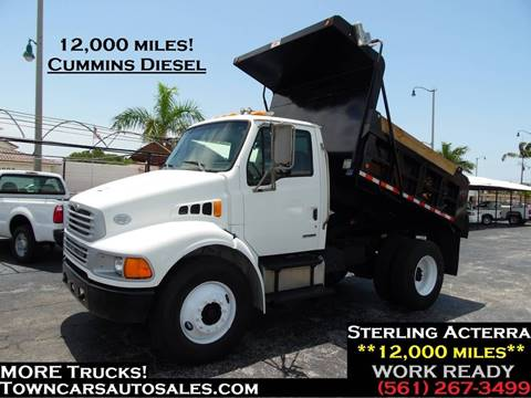 2009 Sterling Acterra for sale in West Palm Beach, FL
