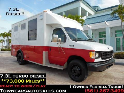 1999 Ford E-450 for sale in West Palm Beach, FL