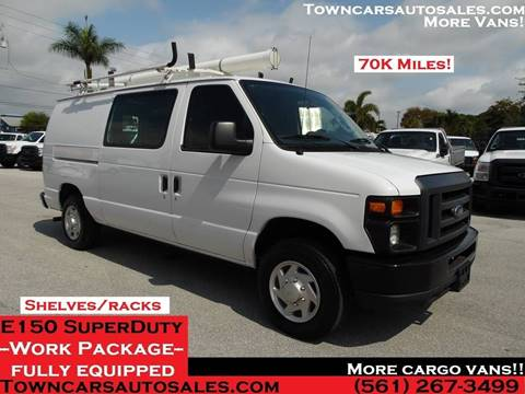 2013 Ford E-150 for sale in West Palm Beach, FL