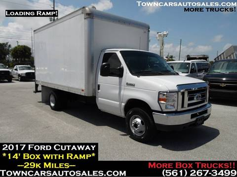 2017 Ford E-350 for sale in West Palm Beach, FL