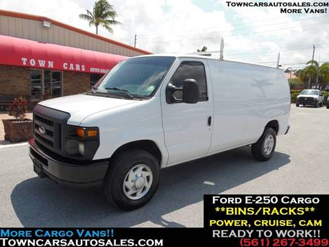 2013 Ford E-250 for sale in West Palm Beach, FL