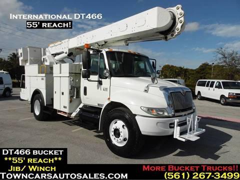 2003 International 4300 for sale in West Palm Beach, FL
