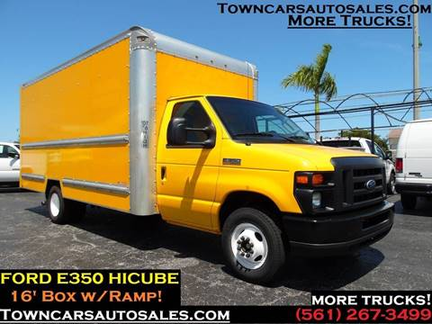 Trucks For Sale In Phoenix >> 2015 Ford E 350 For Sale In West Palm Beach Fl