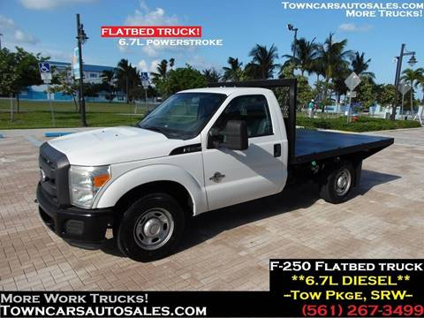 2011 Ford F-250 for sale in West Palm Beach, FL