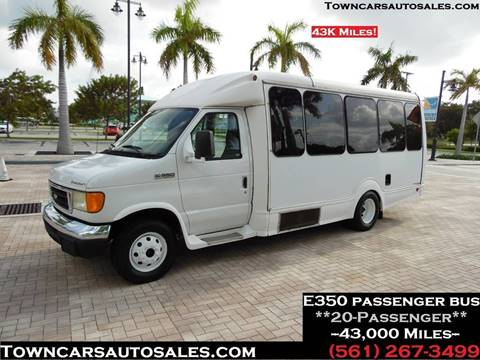 2006 Ford E-350 for sale in West Palm Beach, FL
