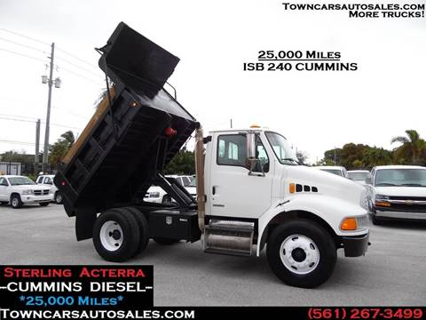 Used Dump Trucks For Sale In Houston Tx Carsforsale Com
