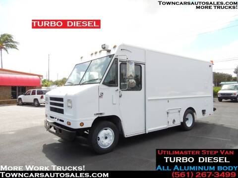 Used Stepvan Trucks For Sale Carsforsale Com