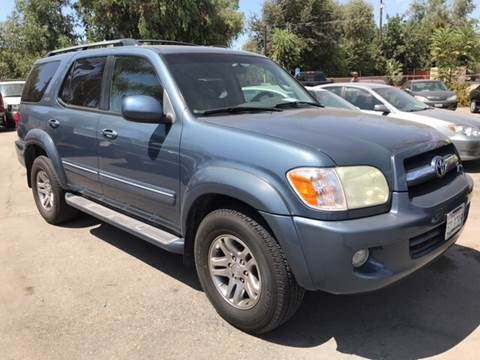 2006 Toyota Sequoia for sale in Bakersfield, CA
