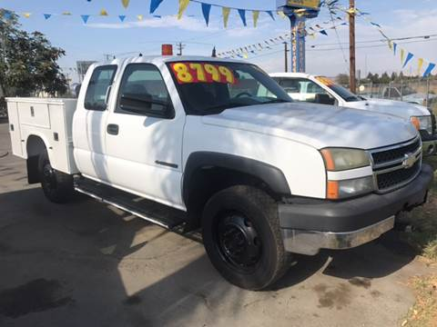 2007 Chevrolet Silverado 2500HD Classic for sale in Bakersfield, CA