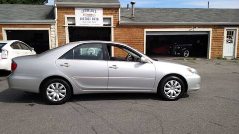 2005 Toyota Camry for sale at Estrellas Vintage Auto in South Dartmouth MA