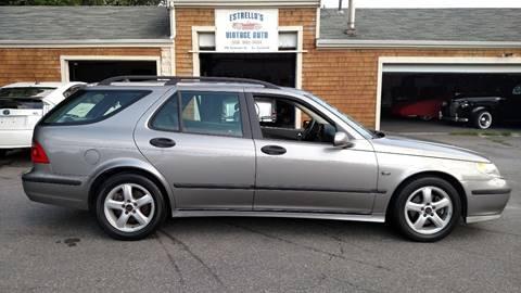 2004 Saab 9-5 for sale at Estrellas Vintage Auto in South Dartmouth MA