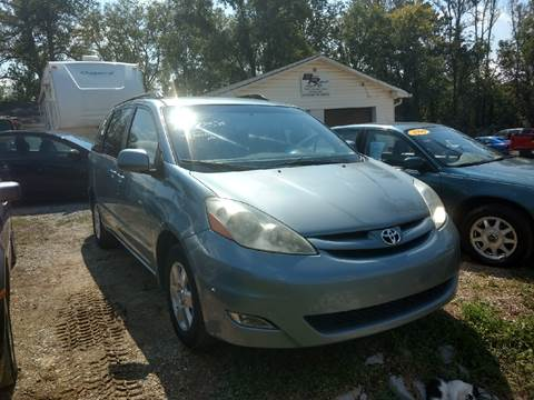 2006 Toyota Sienna for sale in Ringgold, GA