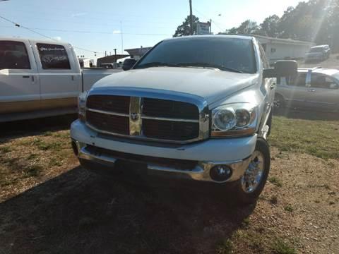 2006 Dodge Ram Pickup 2500 for sale in Ringgold, GA