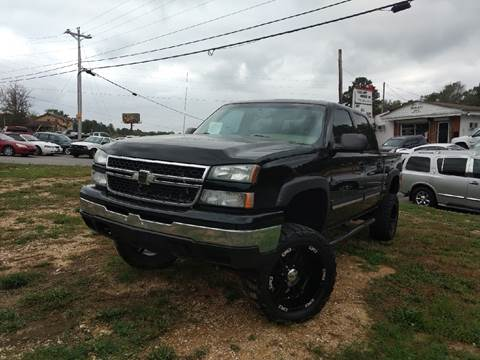 2006 Chevrolet Silverado 1500 for sale in Ringgold GA