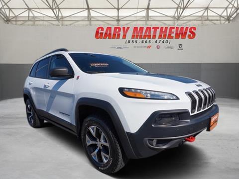 2015 Jeep Cherokee for sale in Clarksville, TN