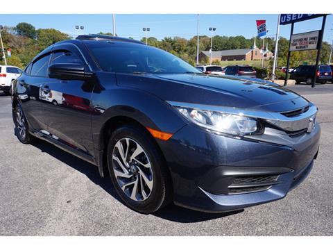 2016 Honda Civic for sale in Clarksville, TN