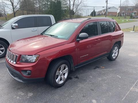 2014 Jeep Compass for sale in Clarksville, TN