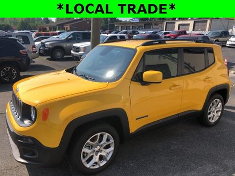 2018 Jeep Renegade for sale in Clarksville, TN