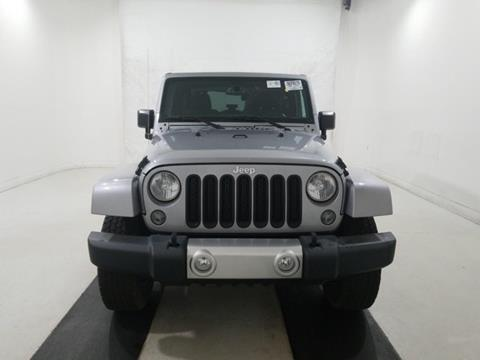 2015 Jeep Wrangler for sale in Clarksville, TN