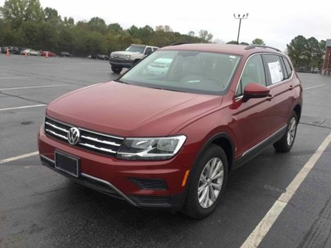 2018 Volkswagen Tiguan for sale in Clarksville, TN