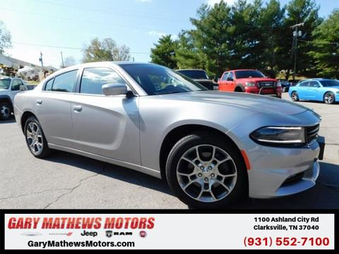 2016 Dodge Charger for sale in Clarksville, TN