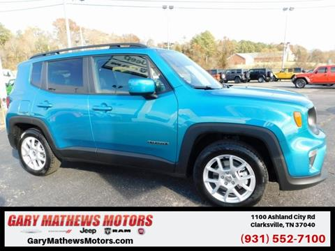 2019 Jeep Renegade for sale in Clarksville, TN