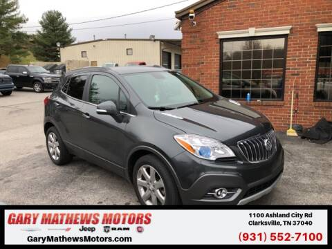 2016 Buick Encore for sale in Clarksville, TN