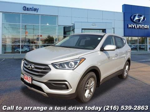 2018 Hyundai Santa Fe Sport for sale in Cleveland, OH