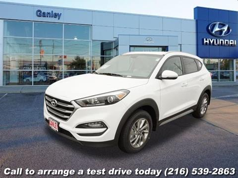 2017 Hyundai Tucson for sale in Cleveland, OH