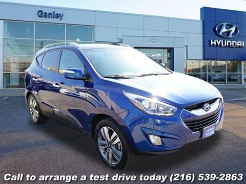 2015 Hyundai Tucson for sale in Cleveland, OH