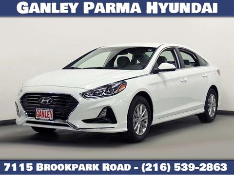 2019 Hyundai Sonata for sale in Cleveland, OH